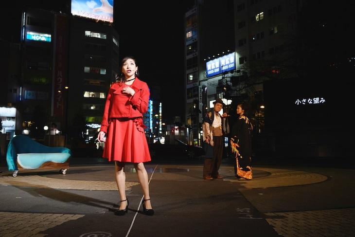 「野外劇 三文オペラ」より。 (C)松本和幸