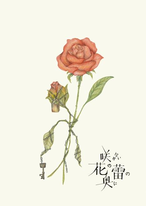 Five carD「咲かない花の蕾の奥に」チラシ表