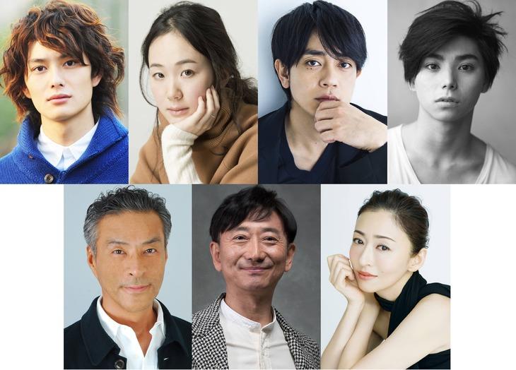 Bunkamura 30周年記念 シアターコクーン・オンレパートリー2019 DISCOVER WORLD THEATRE vol.6「ハムレット」出演者