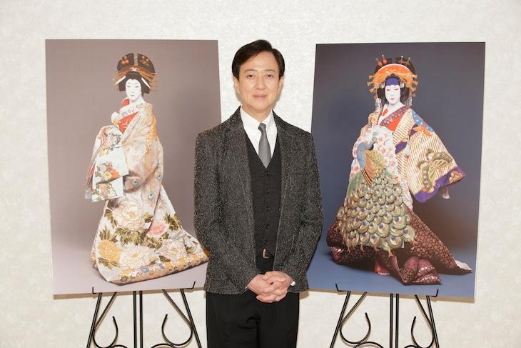 坂東玉三郎(撮影:岡本隆史 / 提供:松竹株式会社)