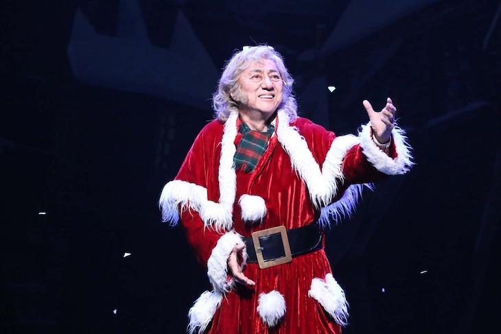 2015年に上演されたミュージカル「スクルージ~クリスマス・キャロル~」より。(撮影:田中亜紀)