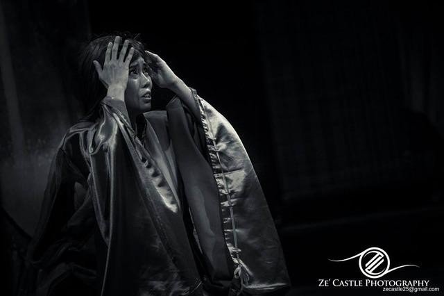 ミュージカルカンパニーOZmate「The Legend of ONI(大江山鬼伝説)」ニューヨーク公演の様子。