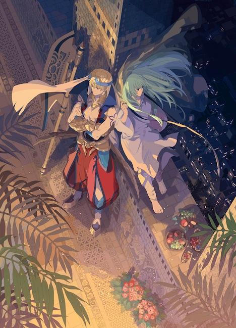 「Fate/Grand Order THE STAGE -絶対魔獣戦線バビロニア-」イメージビジュアル