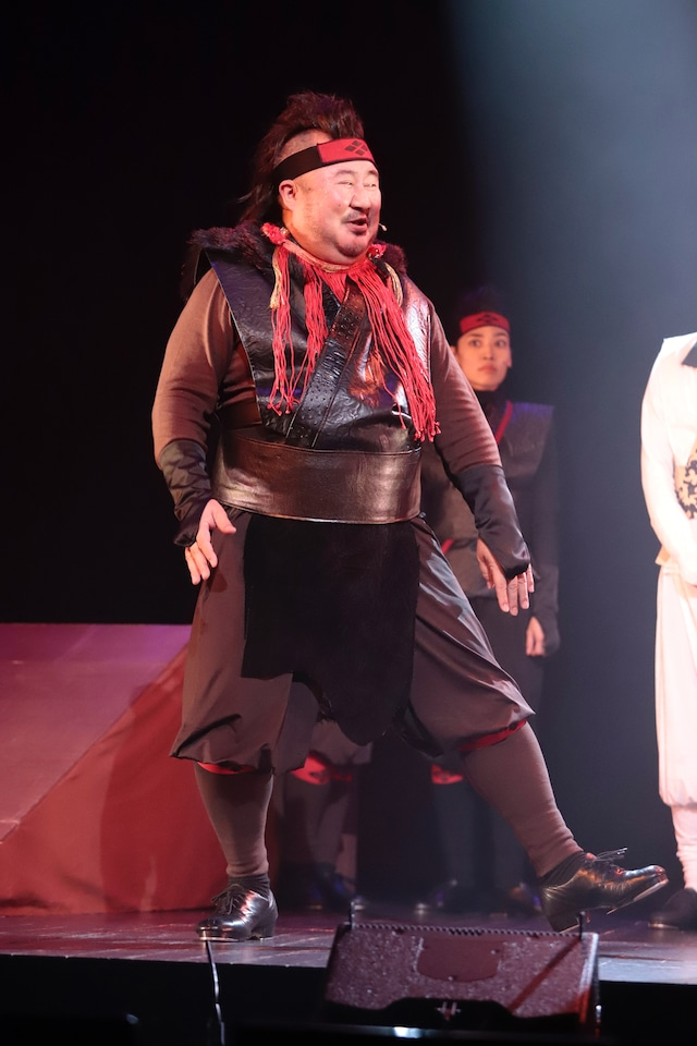 「戦国TAPミュージカル『TAKEDA』」より。