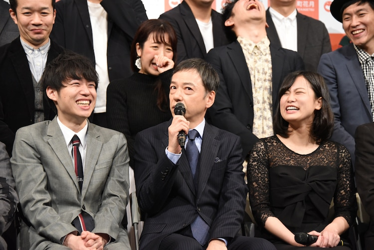神保町花月2019年公演ラインナップ発表会より。