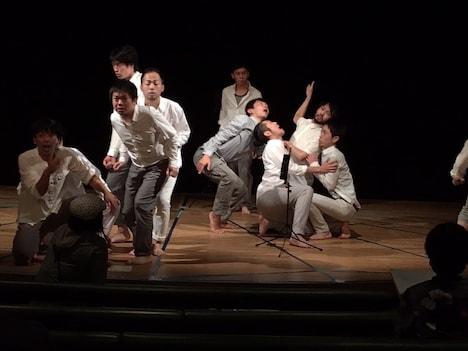 メイシアタープロデュース SHOW劇場vol.12「少年王國記」稽古より。