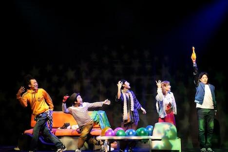 劇団プレステージ 第14回本公演「終わり to はじまり」ゲネプロより。