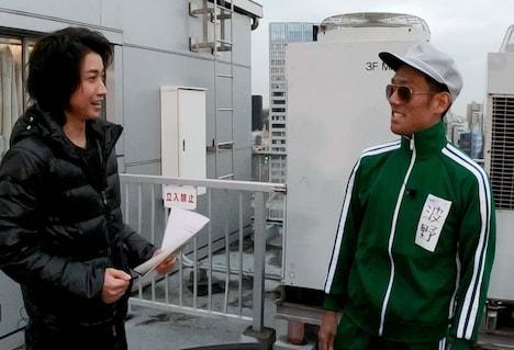テレビ東京系「藤原竜也の二回道(セカンドウ)」より。