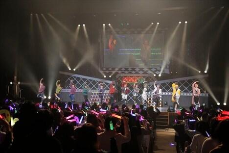 舞台「おそ松さん on STAGE~SIX MEN'S SHOW TIME 2~」のパート。