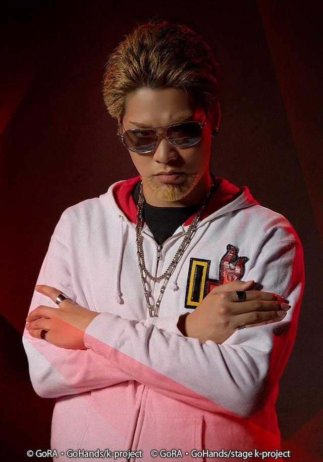 高田誠扮する鎌本力夫。