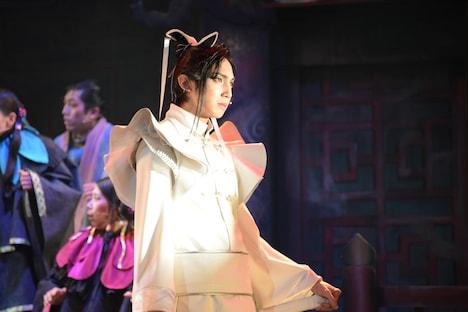 有澤樟太郎演じる大将軍ローラン。
