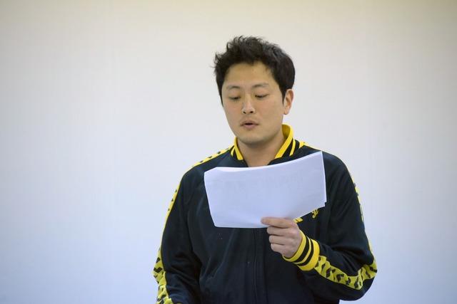 木ノ下歌舞伎「糸井版 摂州合邦辻」稽古の様子。金子岳憲。