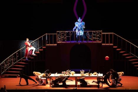 全国共同制作プロジェクト「モーツァルト歌劇『ドン・ジョヴァンニ』全幕」より。(写真提供:公益財団法人 富山市民文化事業団)