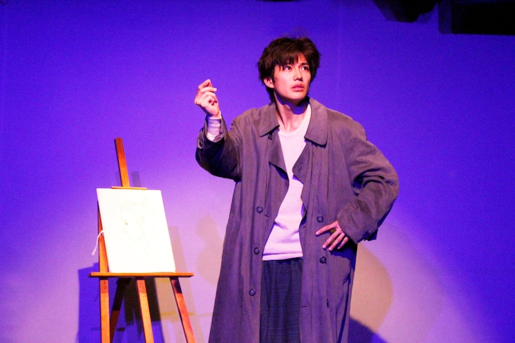吉村卓也一人舞台「よりによって」より。