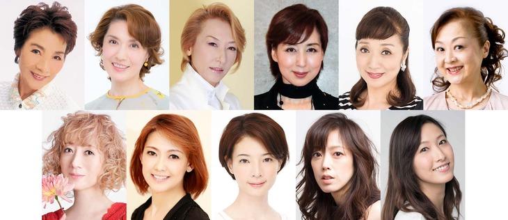 「吉崎憲治&岡田敬二 ロマンチックコンサート」出演者