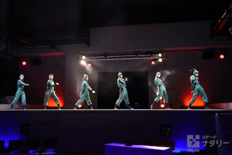 「ミュージカル『忍たま乱太郎』第10弾 ~これぞ忍者の大運動会だ!~」製作発表会より。