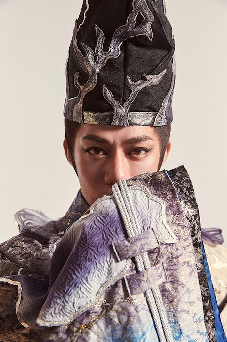 「氷艶 hyoen2019ー月光かりの如くー」メインビジュアル