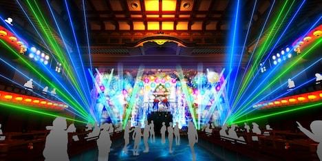 「夜マツリ-YORUMATSURI-」イメージ