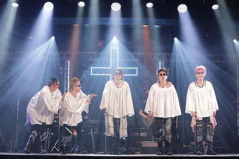 ベストオブ・オフブロードウェイミュージカル「ALTAR BOYZ 2019」team SPARKのゲネプロより。