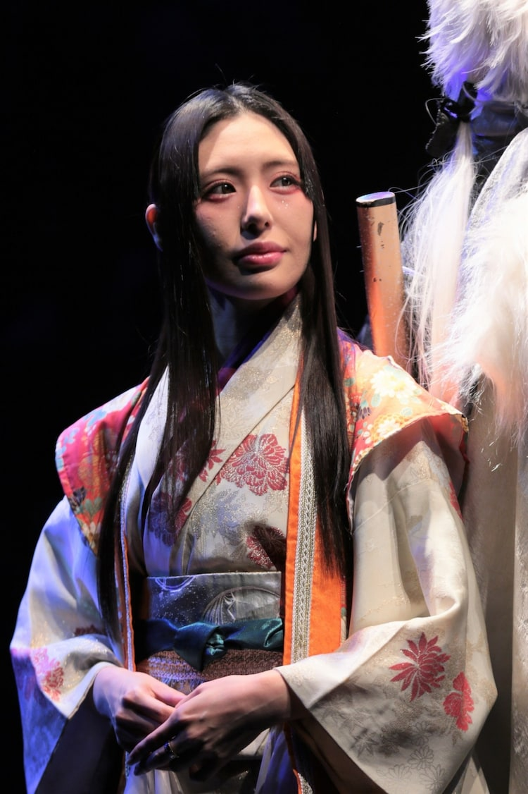 ACTOR'S TRASH ASSH 第22回公演「月に吠えろ、夜ヲ焦ガセ君ヨ」より。
