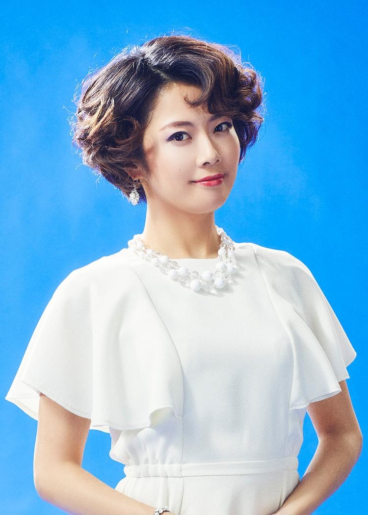 大和田美帆扮するジョリーン。