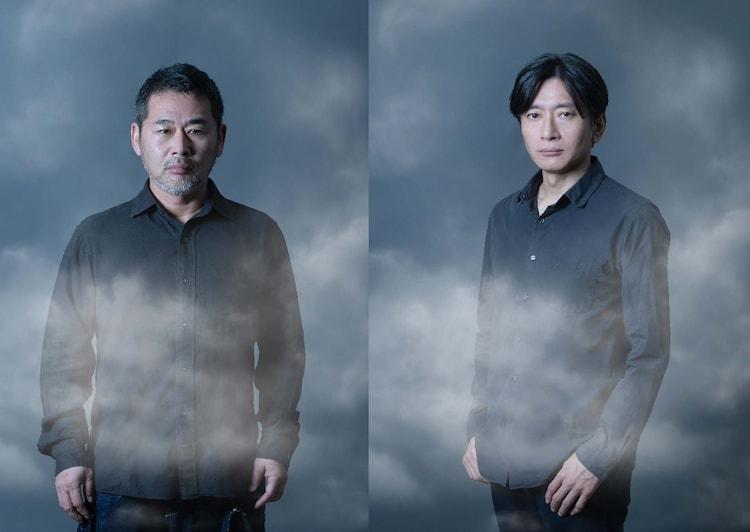 左から藤村忠寿、大内厚雄。