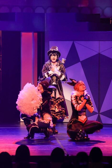 「アイ★チュウ ザ・ステージ~Rose Ecarlate~」より。