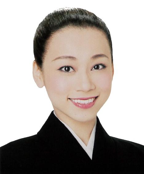真彩希帆(c)宝塚歌劇団
