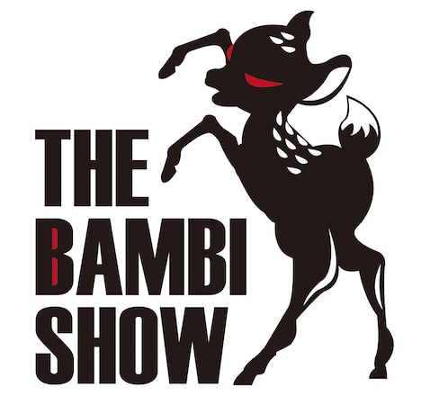 「THE BAMBISHOW」ロゴ