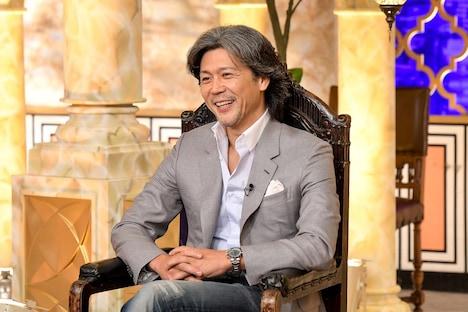 TBS・MBS系「櫻井・有吉THE夜会」より、熊川哲也。(c)TBS