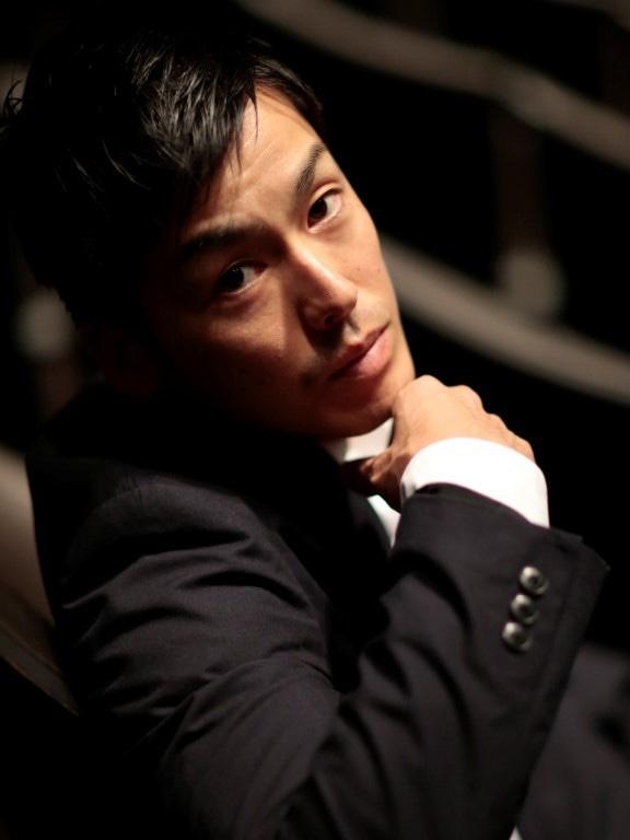 金森穣(Photo:Kishin Shinoyama)