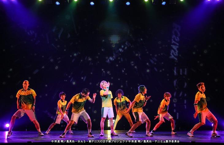 「ミュージカル『テニスの王子様』TEAM Party SHITENHOJI」より。