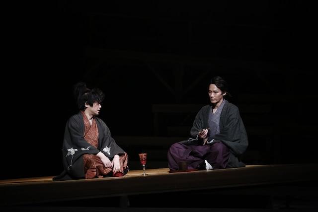 舞台「桃山ビート・トライブ~再び、傾かん~」より。