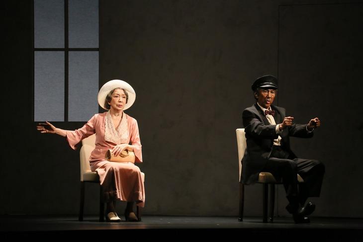 「ドライビング・ミス・デイジー」より。(撮影:宮川舞子)