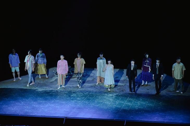 FUKAIPRODUCE羽衣 第24回公演「ピロートーキングブルース」より。