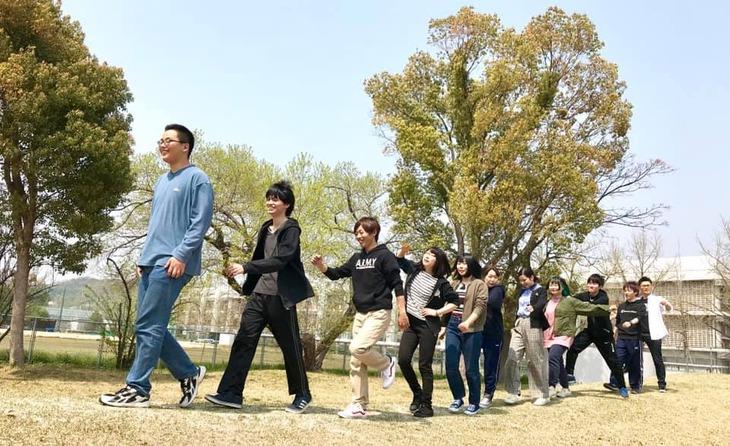 OTO×岡山大学演劇部「水曜日のイソップ」ビジュアル