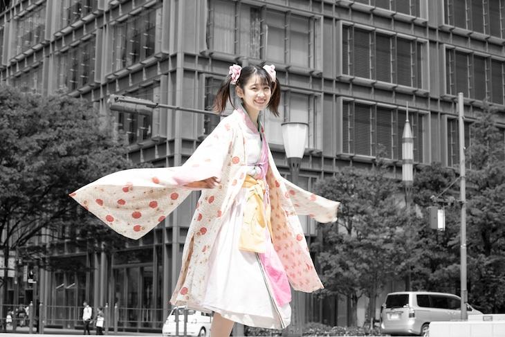 AMI(TENDERLAMP)×秦建日子 独り舞台「あず姫は家出をした」ビジュアル
