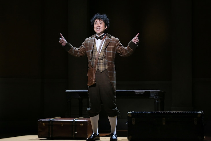 シス・カンパニー公演「恋のヴェネチア狂騒曲」より。(撮影:宮川舞子)