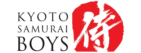 KYOTO SAMURAI BOYSロゴ