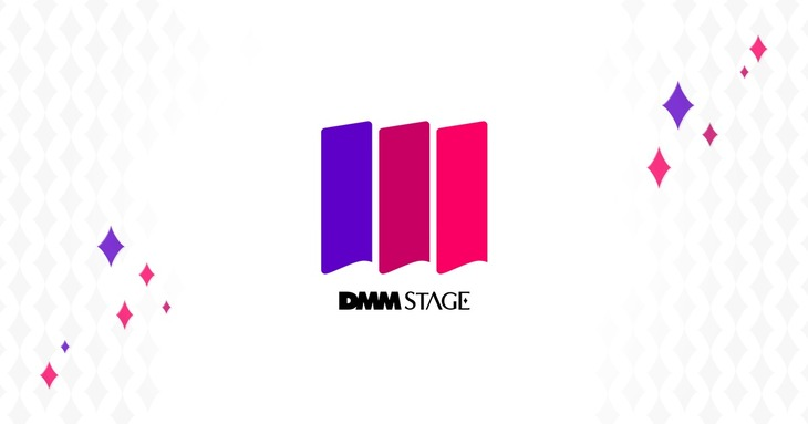 DMM STAGEロゴ