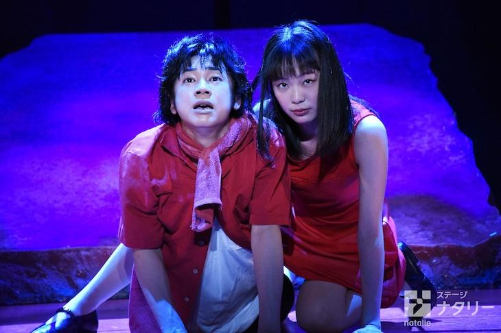 手塚治虫生誕90周年記念事業 PARCOプロデュース2019 舞台「奇子(あやこ)」より。
