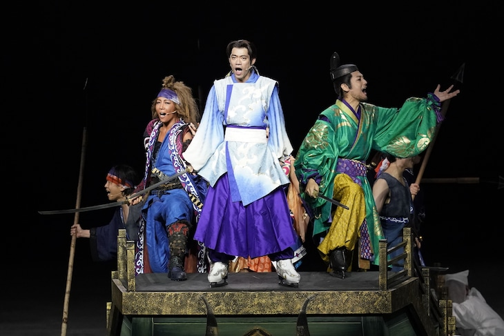 サマージャンボ Presents「氷艶 hyoen2019ー月光かりの如くー」より。