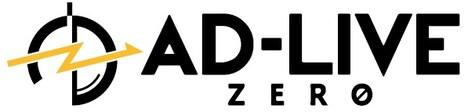「AD-LIVE ZERO」ロゴ