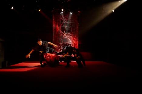 サファリ・P 第6回公演「怪人二十面相」より。