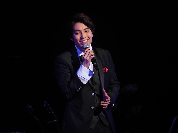 「海宝直人 CONCERT 2019『I hope.』」8月3日に行われた埼玉公演より。 (c)HIDEO NAKAJIMA