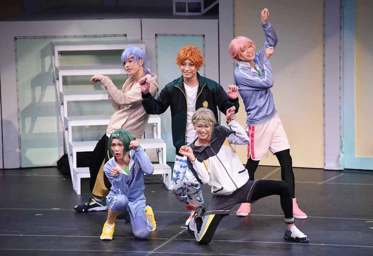 「MANKAI STAGE『A3!』~SUMMER 2019~」ゲネプロより。