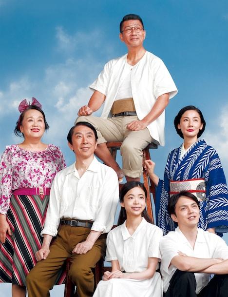 シス・カンパニー公演 日本文学シアターVol.6【坂口安吾】「風博士」ビジュアル