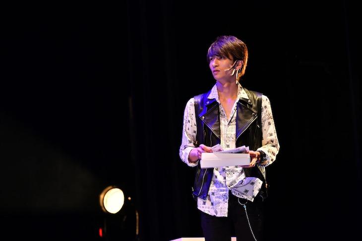 長野放送開局50周年記念 舞台「家族のはなし」より。