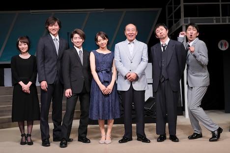 久馬君と石田君の演 第3回公演「生前葬(so)ng♪」出演者