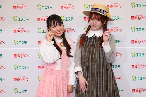 「2万人の鼓動 TOURSミュージカル『赤毛のアン』」囲み取材より。